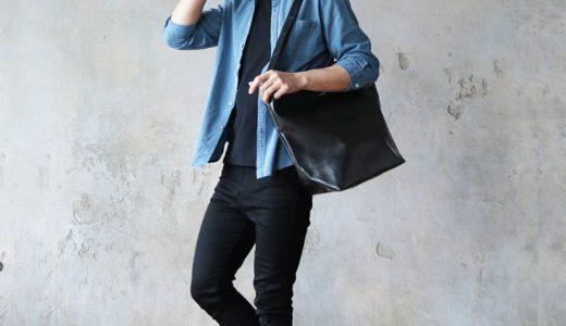 女子ウケするデート用メンズバッグはクオリティが高い日本製を!