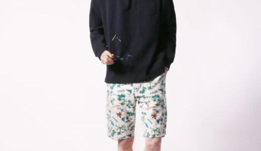 夏の合コン海辺バーベキューはリゾートパンツで行こう!【メンズ】
